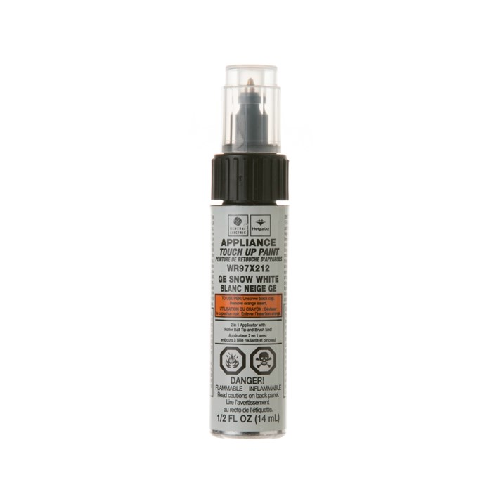 WR97X212 GE Appliance touch-up paint, 1/2-oz