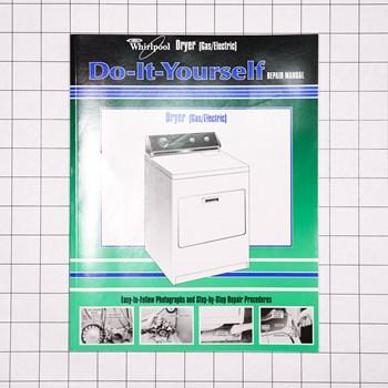 Dryer Repair Manual 677818l Whirlpool Corporation