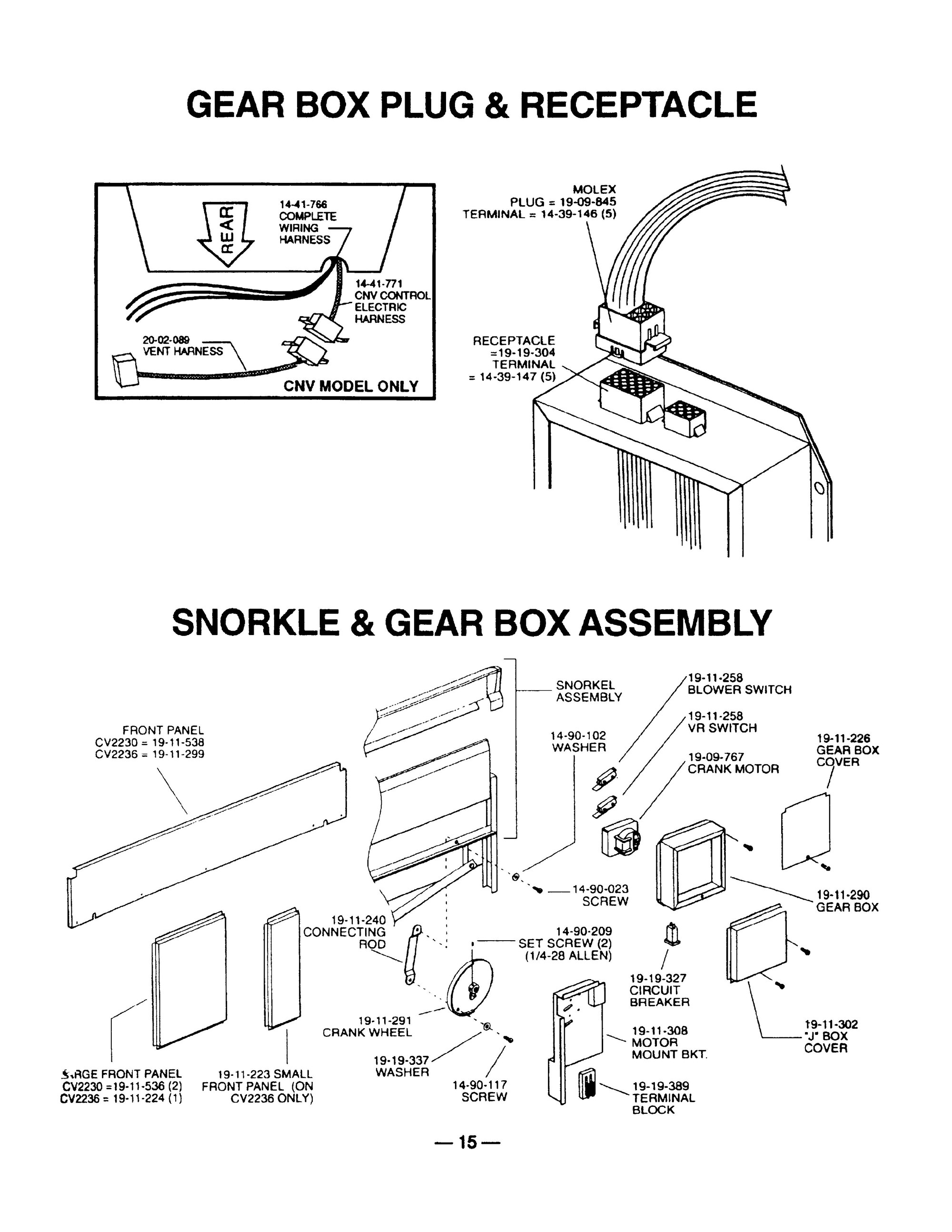 Tmh36gb Gear Box Plug Snorkel Bosch Appliance Parts Washer Wiring Diagram Click To View