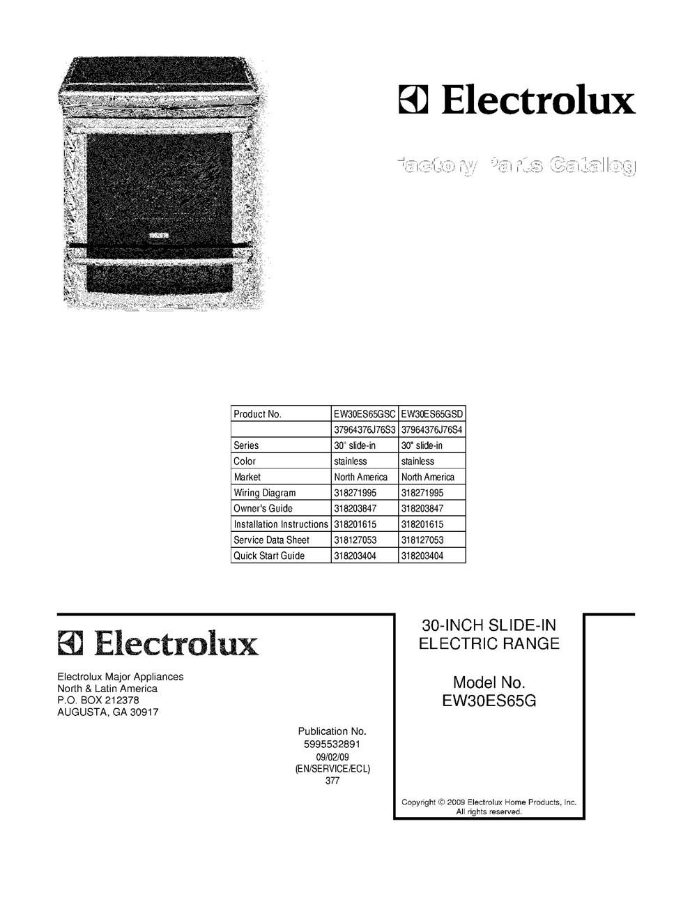 Ew30es65gsd Frigidaire Company Appliance Parts 07top Drawer 09door 01cover 10wiring Schematic 11wiring Diagram