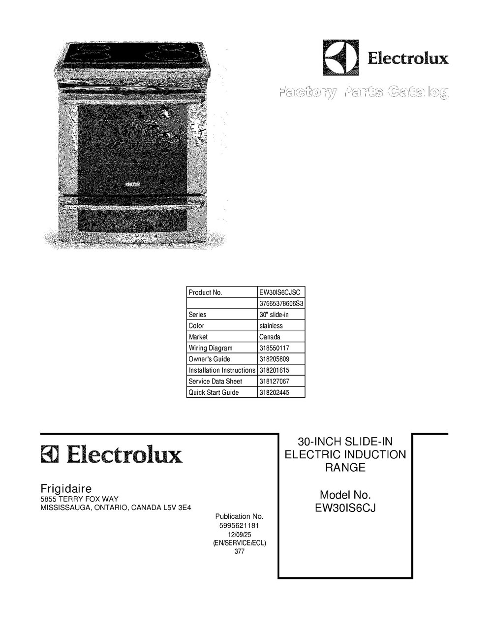 Ew30is6cjsc Frigidaire Company Appliance Parts 07top Drawer 09door 01cover 10wiring Diagram 11wiring