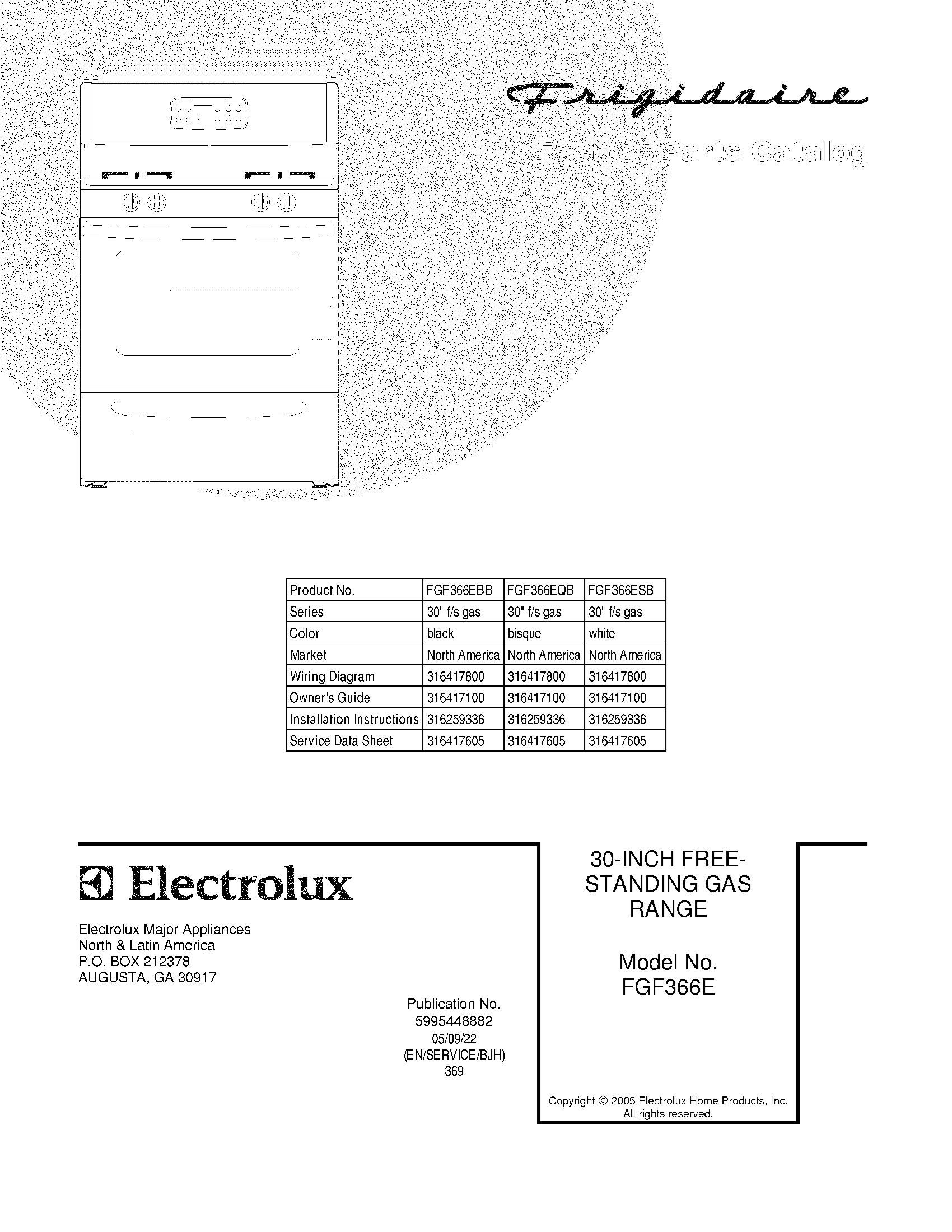 Electrolux Oven Repair Manual Pictures
