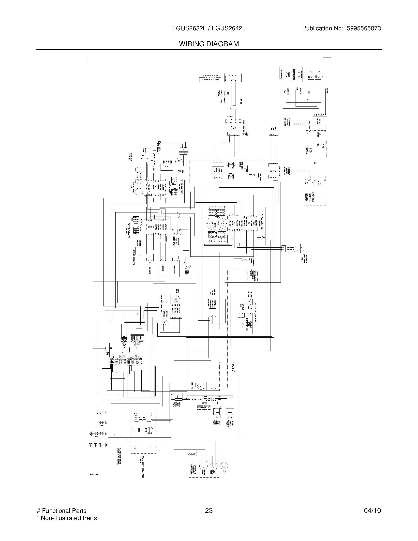 Electrolux Wiring Diagram Wiring Diagram Photos For Help Your