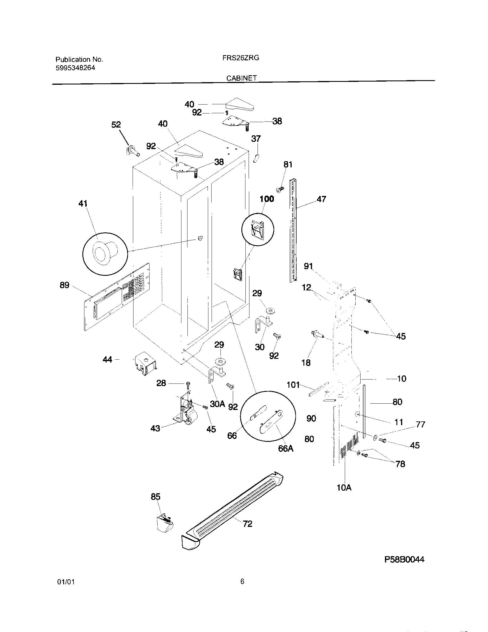 Electrolux Wiring Diagrams Great Design Of Diagram Rexair Vacuum 32 Canister