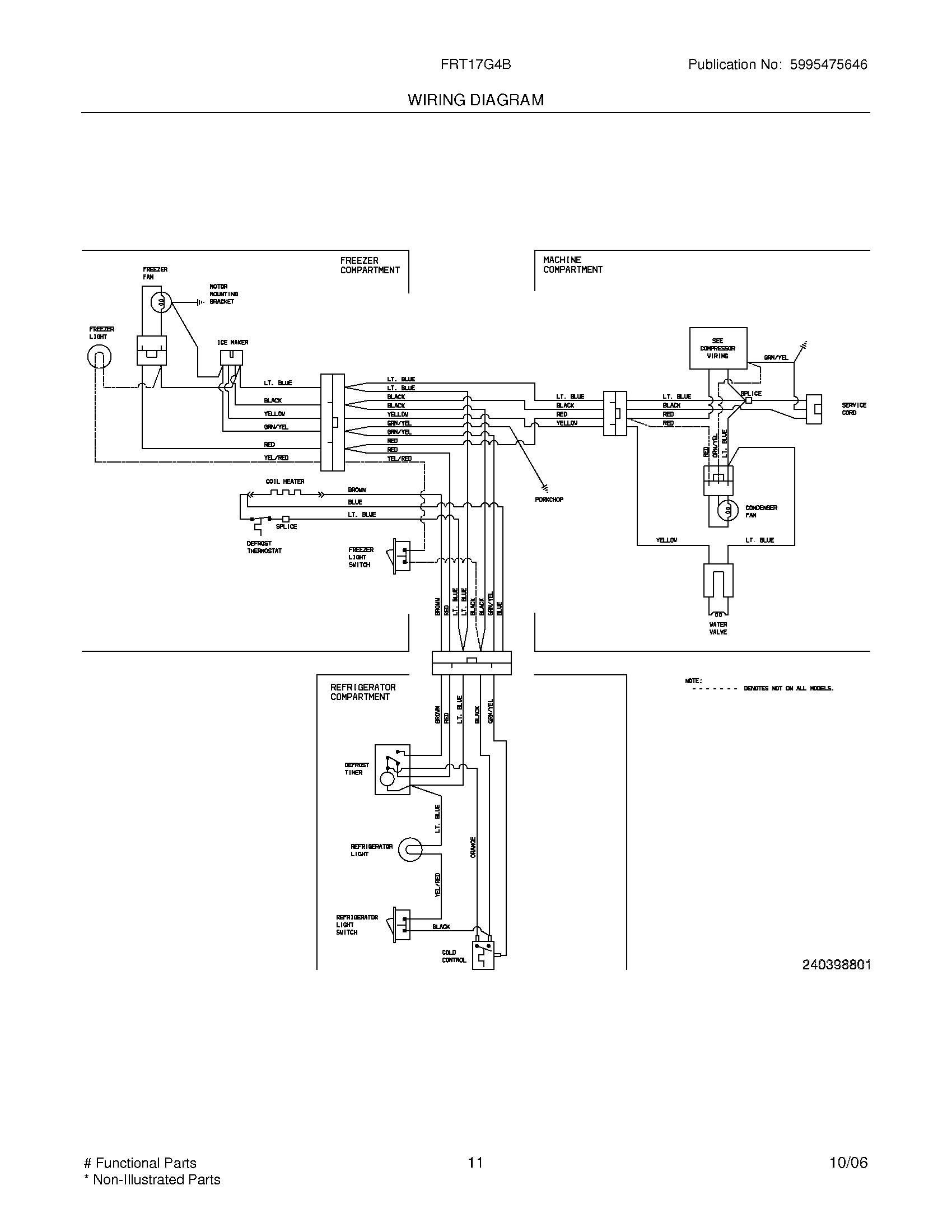 Frigidaire Chest Freezer Wiring Diagram Dolgularcomdesign