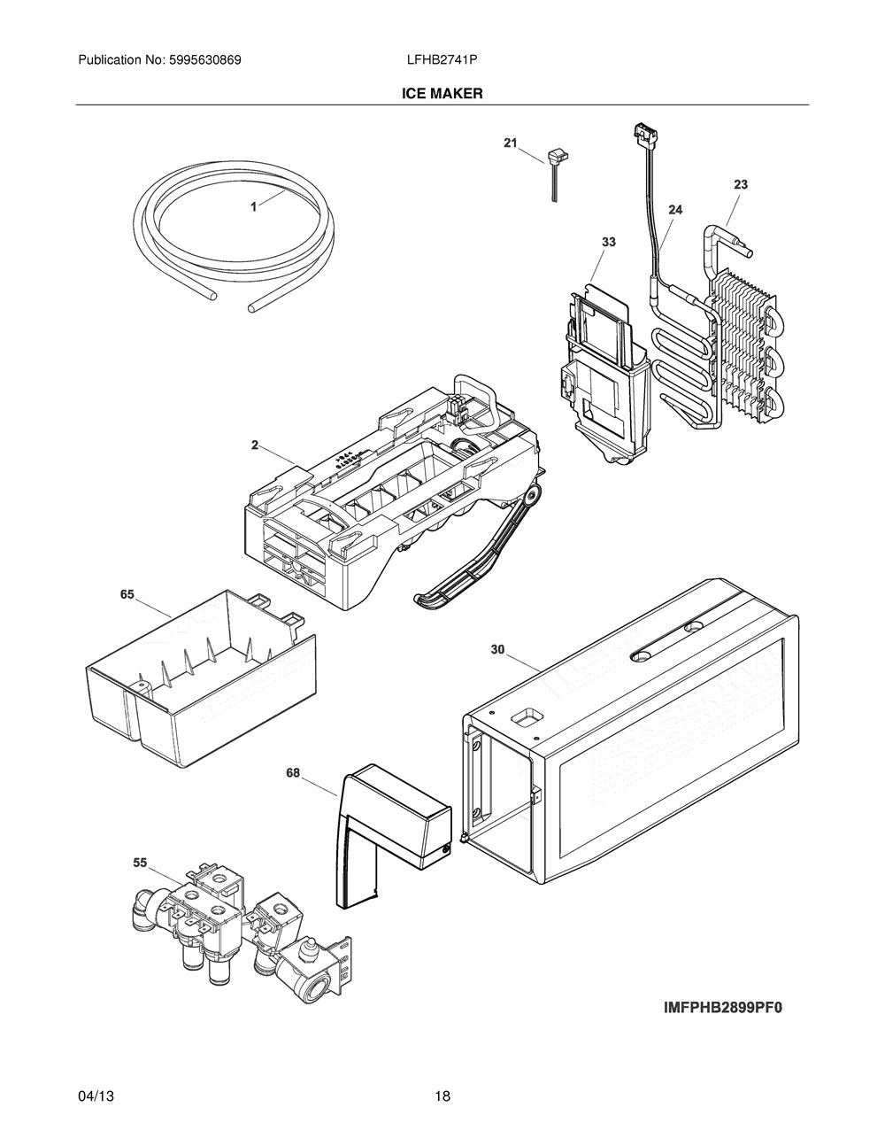 Lfhb2741pf1 frigidaire company appliance parts pooptronica Gallery