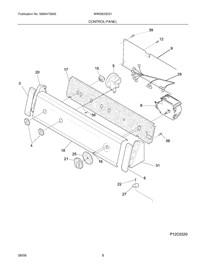 Frigidaire Dishwasher Control Wiring, Frigidaire, Free