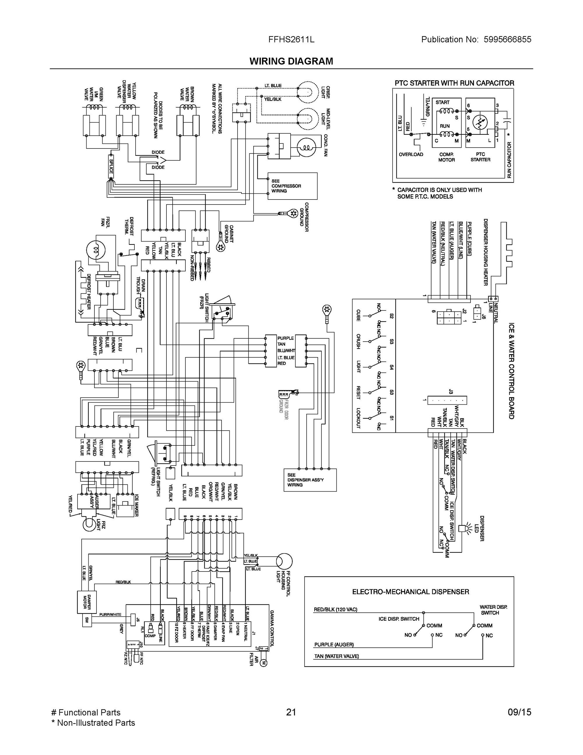wolf microwave wiring diagram frigidaire microwave wiring diagram ffhs2611lwma wiring diagram frigidaire company #15