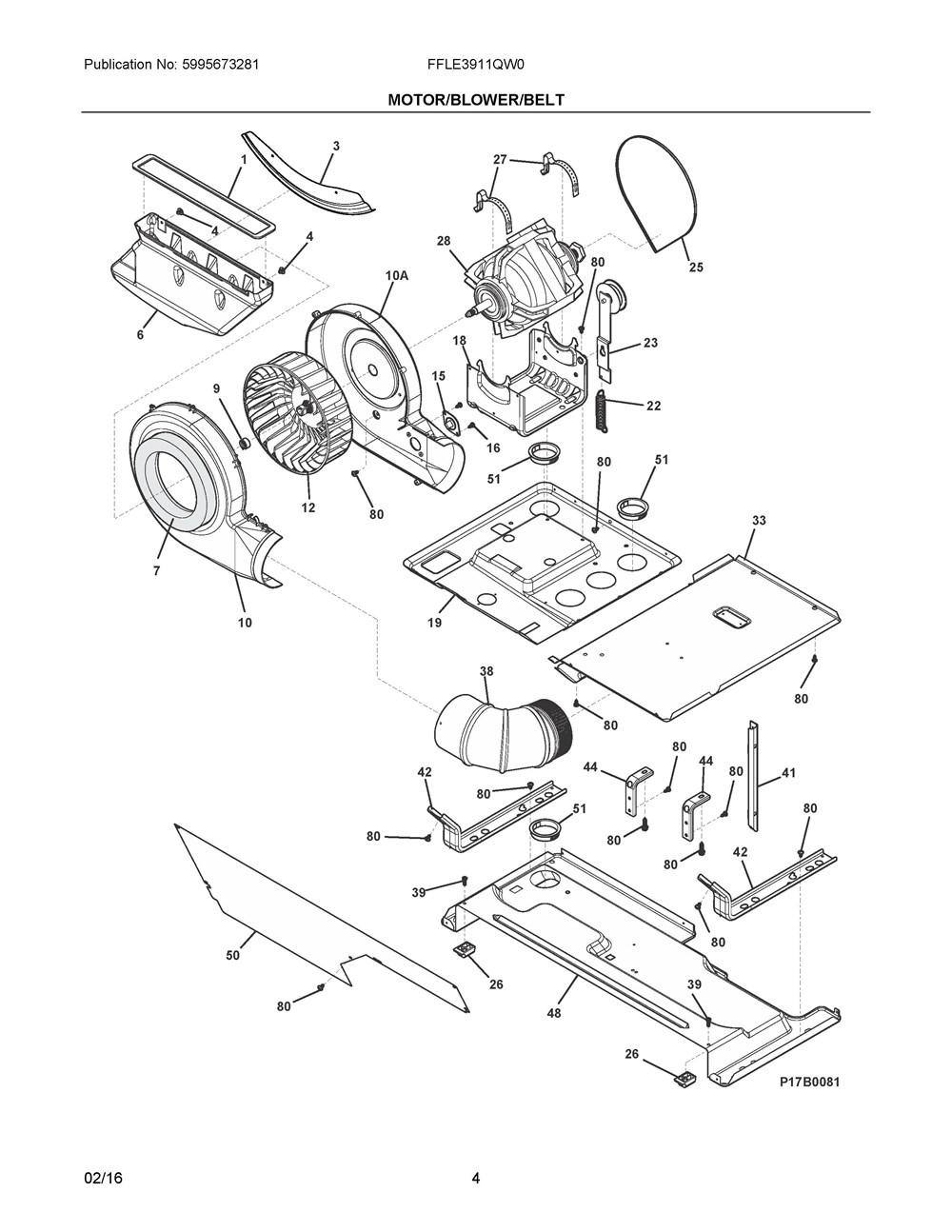 Ffle3911qw0 Frigidaire Company Dishwasher Wiring Code