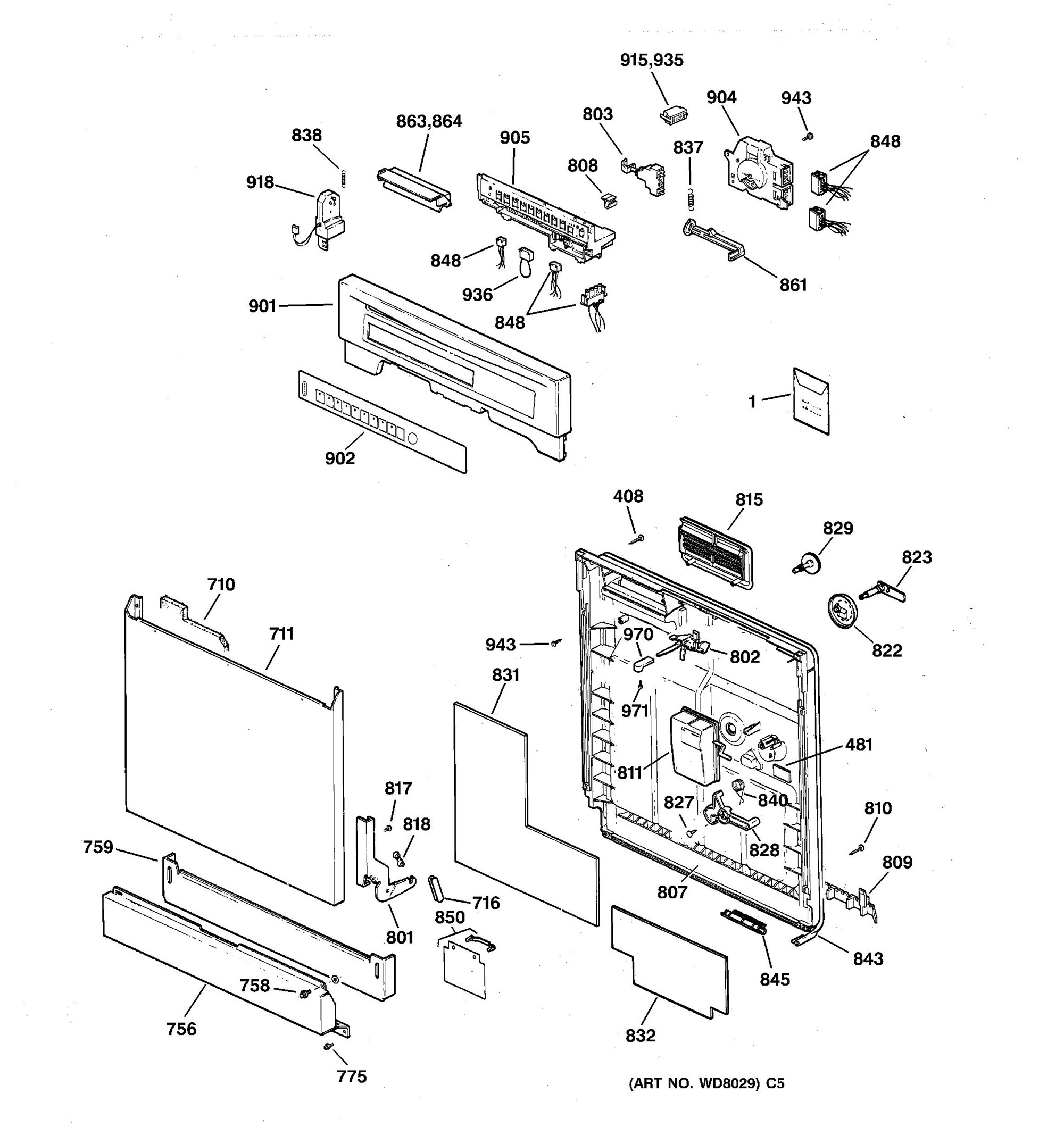 echo 2000 trimmer parts diagram