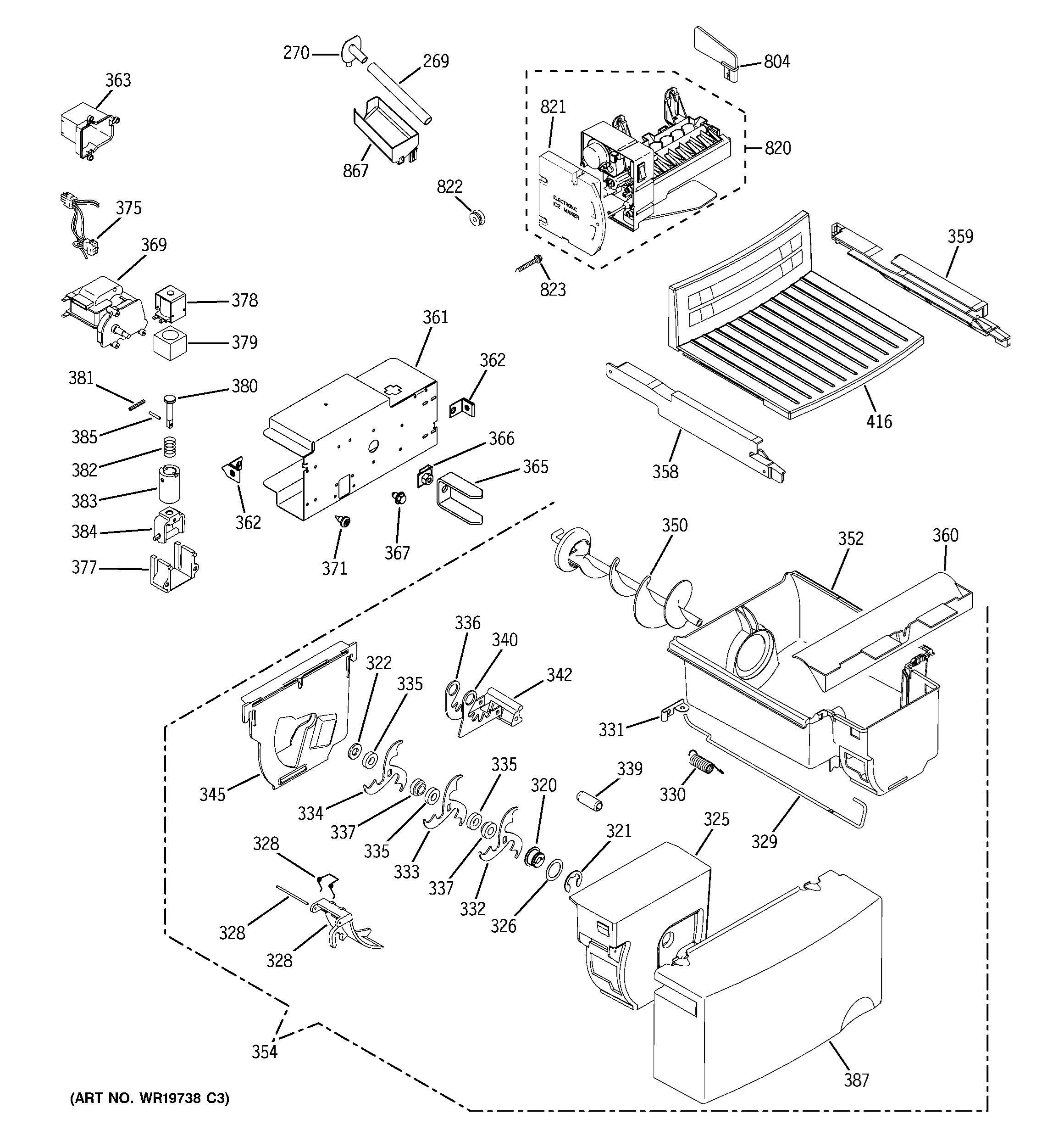 general electric refrigerator wiring diagrams building design, Wiring diagram