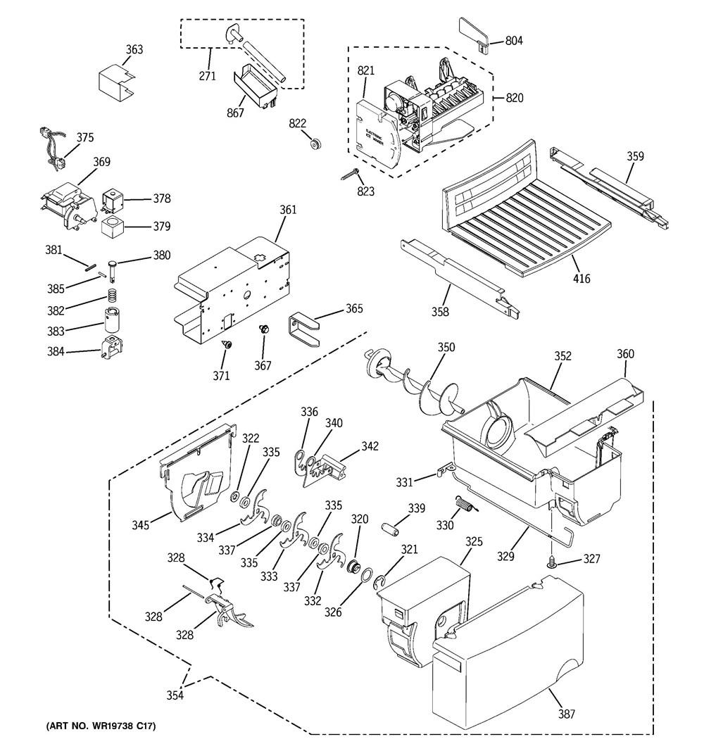 ge furnace blower motor wiring diagram ge image general electric blower motor wiring diagram jodebal com on ge furnace blower motor wiring diagram