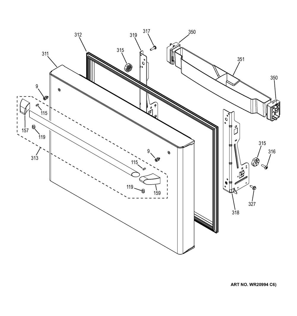Cye22ushess General Electric Frigidaire Dryer Wiring Diagram 400