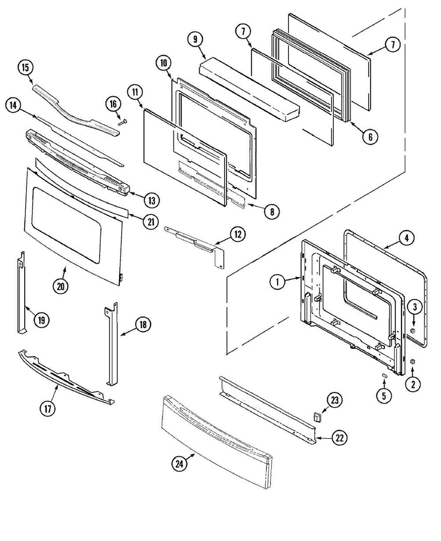 kenmore dryer schematic