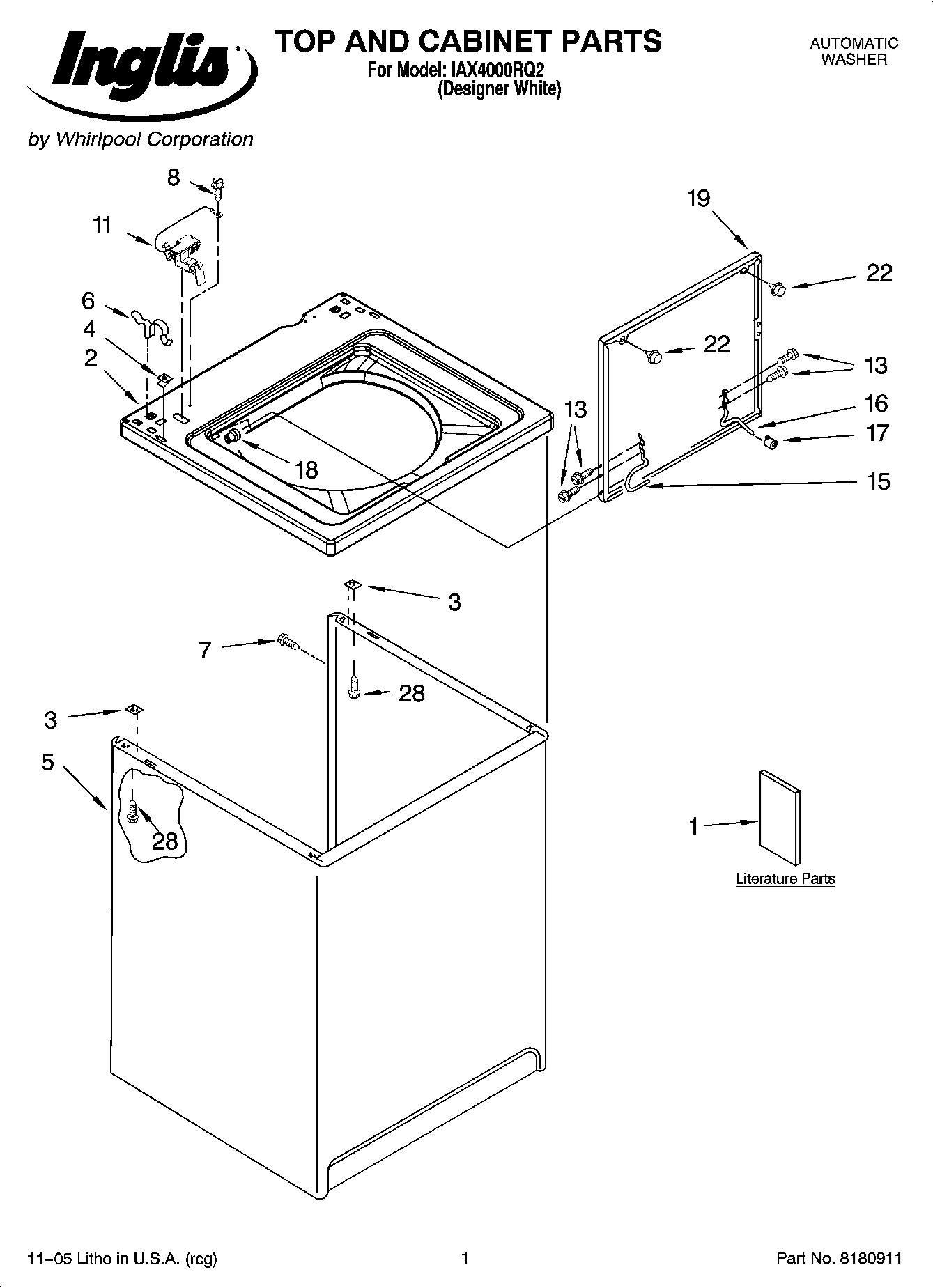 ge compactor parts diagram